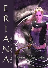 Capa do livro Eriana - Filha da Morte e Vida